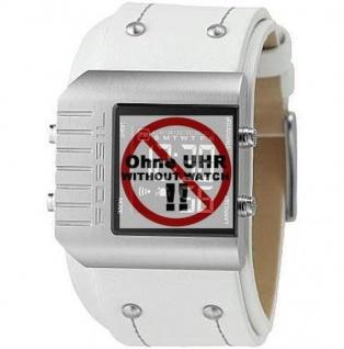 Fossil Uhrband LB- JR9681 Original Lederband JR9681