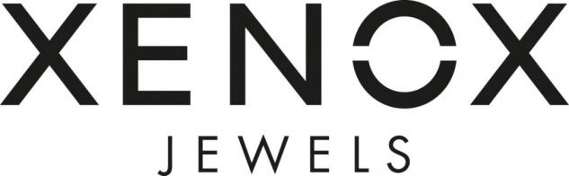 XENOX XS1630 Damen Ring Infinity Glamour Girl Silber Weiß - Vorschau 2
