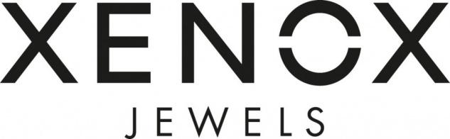 XENOX XS7279 Damen Ring Silver Circle Silber weiß 58 (18.5) - Vorschau 3