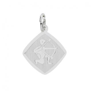 Basic Silber 24.9018SSCH Damen Anhänger Sternzeichen Schütze Silber