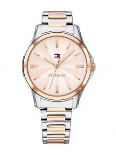 Tommy Hilfiger 1781952 LORI Uhr Damenuhr Edelstahl bicolor