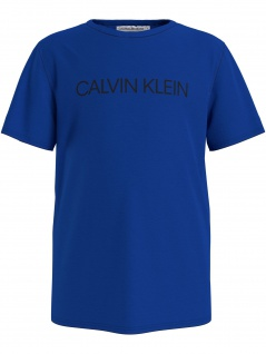 Calvin Klein Jungen T-Shirt Kurzarm Institutional