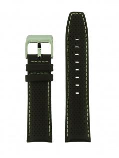 Festina Uhrband LB-F16585/6 Ersatzband Leder 23 mm braun