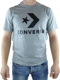 Converse Herren T-Shirt Converse Star Chevron Tee 10018568