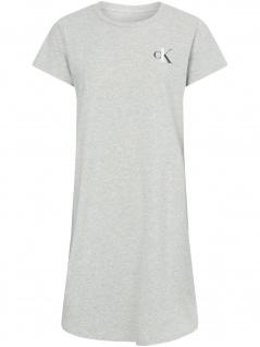 Calvin Klein Damen Nachthemd Kurzarm S/S Nighshirt