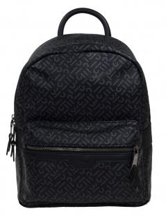 Esprit Rucksack Schulrucksack Agnes Backpack 10L Schwarz 129EA1O024