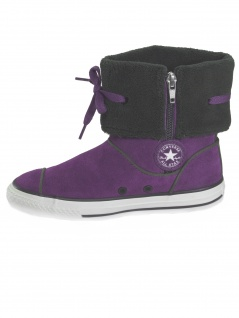 Converse Kinder Schuhe CT ANDOVER 617671 Lila Stiefel Lila Größe 33