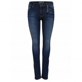 Only Damen Jeans Hose ULTIMATE Reg Jeanshose Blau Gr. 25W / 32L