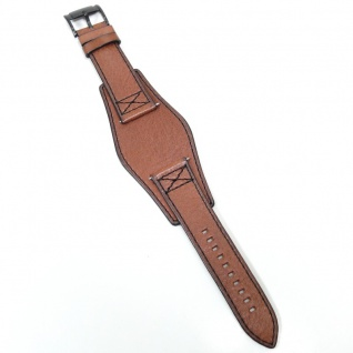 Fossil Uhrband LB-FS4616 Original FS 4616 Lederband 24 mm