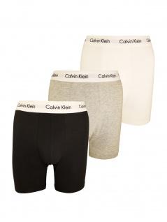 Calvin Klein Herren Boxershort 3er Pack Boxer Brief M Bunt NB1770A-MP1