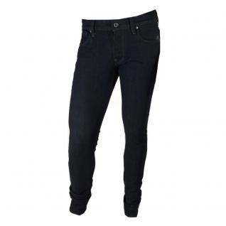 G-Star Herren Jeans 510096565-1241 Attacc Super Slim Blau 34W / 34L