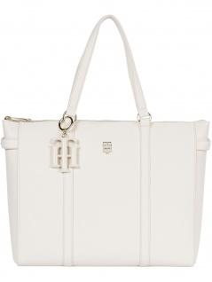 Tommy Hilfiger Damen Handtasche Tasche Shopper TH Soft Tote