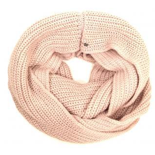 Esprit Schal Chunky Knit Infinity Rosa Strickschal Winter 172 cm