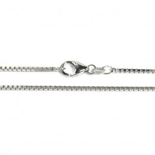Basic Silber VE01.50.38R Kette Baby Venezianer Halskette Silber 38 cm