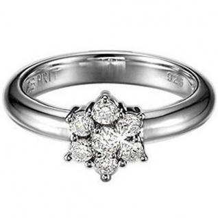 Esprit ESRG-91485.A Damen Ring Silber prelude 50 (16 mm)