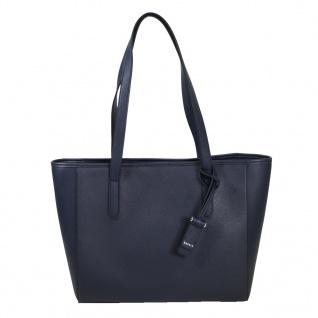 Esprit Tatum Shopper Blau Handtasche Tasche Henkeltasche Taschen