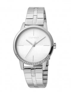 Esprit ES1L106M0065 Yen Uhr Damenuhr Edelstahl Silber