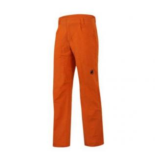 Mammut Herren Outdoor Hose Rumney Pants Men Orange Gr. 48 1020-08830
