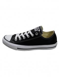 Converse Damen Schuhe CT Ox Schwarz Glattleder Sneakers 39.5 EU