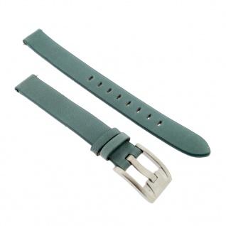 Fossil Uhrband LB-ES2324 Original Lederband blau