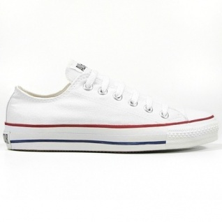 Converse Damen Schuhe All Star Ox Weiß M7652C Sneakers Chucks Gr. 37, 5