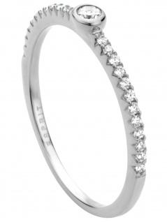 Esprit ESRG00831118 Damen Ring Blaze Silber weiß 56 (17.8)