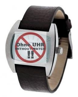 Diesel Uhrband LB-DZ2039 Original Lederband für DZ 2039