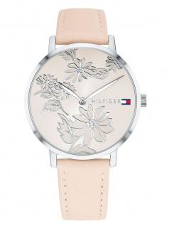 Tommy Hilfiger 1781919 PIPPA Uhr Damenuhr Lederarmband Rosa