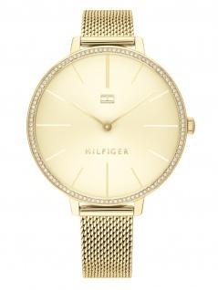 Tommy Hilfiger 1782114 KELLY Uhr Damenuhr Edelstahl Gold