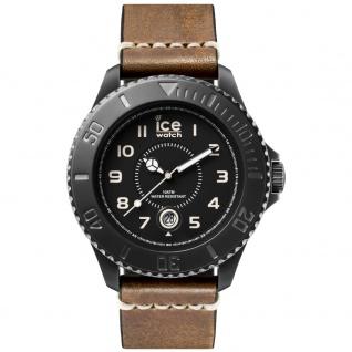 Ice-Watch HE.BN.BM.B.L.14 Ice Heritage Robusta big Uhr Herrenuhr braun