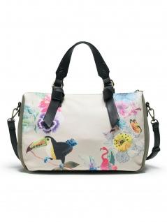 Desigual Damen Handtasche Tasche LILAC GINEBRA Grün 18SAXFA9-4092