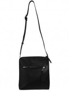 Esprit Damen Handtasche Tasche Schultertasche Tori medium bag Schwarz