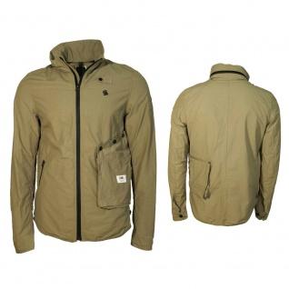 G-Star Übergangsjacke Herren Nubes Field Jacket Beige Gr. XL