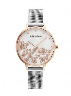 Julie Julsen JJW80RGSME Uhr Damenuhr Edelstahl bicolor