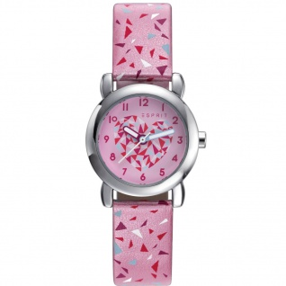 Esprit ES906494009 ESPRIT-TP90649 PINK TRIANGLE Uhr Mädchen Rosa