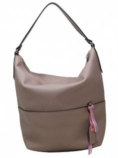 Esprit Damen Handtasche Tasche Henkeltasche Faith Hobo Beige