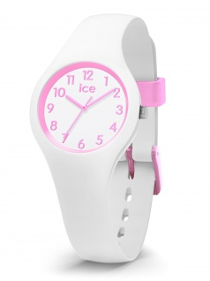 Ice-Watch 015349 ICE Ola Kids Candy white Extra small Uhr Weiß
