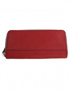 Esprit Damen Geldbörse Portemonnaies Mara Zip Rot 029EA1V002-630