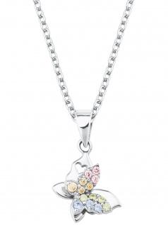 Prinzessin Lillifee 2027900 Mädchen Collier Schmetterling Silber 38 cm