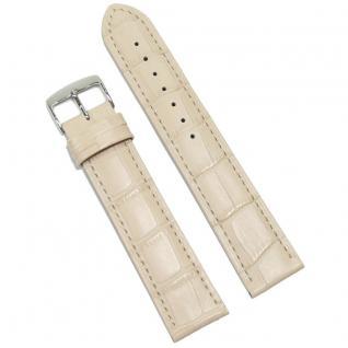 Condor Uhrenband 191831-24-370 Ersatzarmband 24 mm Überlang beige L