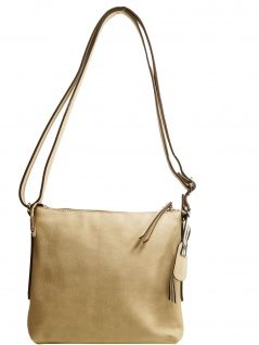 Esprit Damen Handtasche Tasche Schultertasche Ruby s shoulderbag Grau