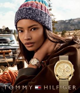 Tommy Hilfiger 1781520 CHRISSY Uhr Damenuhr Edelstahl gold - Vorschau 2