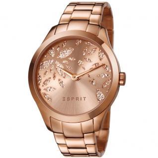 Esprit ES107282002 lily dazzle rosegold Uhr vergoldet rose