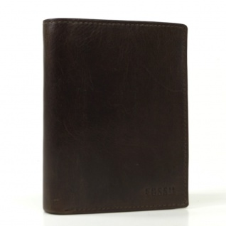 Fossil Geldbörse Derrick International Braun ML3686-201 Herren Börse