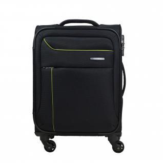 Travelite Solaris 4 Rollen Schwarz 54 cm Trolley 36 L Koffer 88147-01