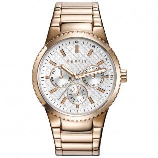 Esprit ES108642003 esprit-tp10864 rosé gold Uhr Damenuhr Datum rosé
