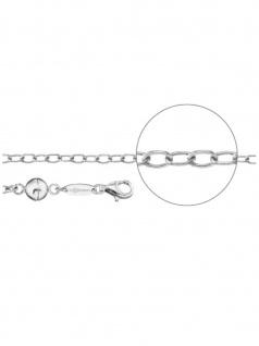Der Kettenmacher MAG-6S Verlängerungskette Silber 6 cm