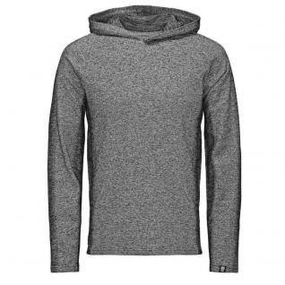 Jack & Jones Herren Pullover CARLOS Sweat Hood Grau Gr. XL