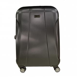 Travelite Elbe Two 4 Rollen Grau 65 cm Trolley 70 L Koffer 71748-04