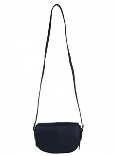 Esprit Damen Handtasche Tasche Schultertasche Colby Shoulderbag Blau